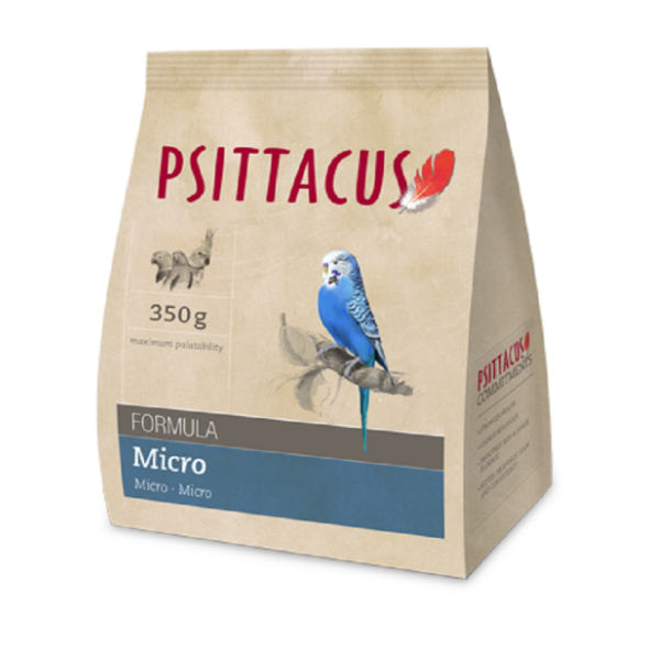 Image of Psittacus Mantenimento Micro : 350 gr