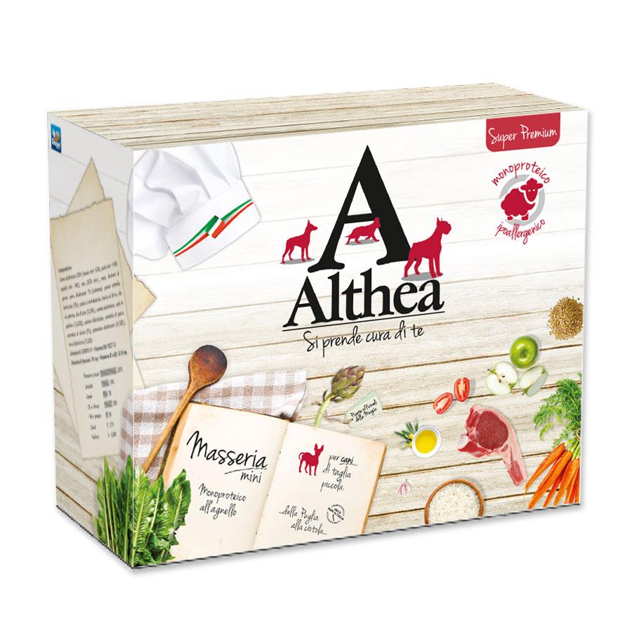 Image of Althea Superpremium Masseria Mini: 2 kg