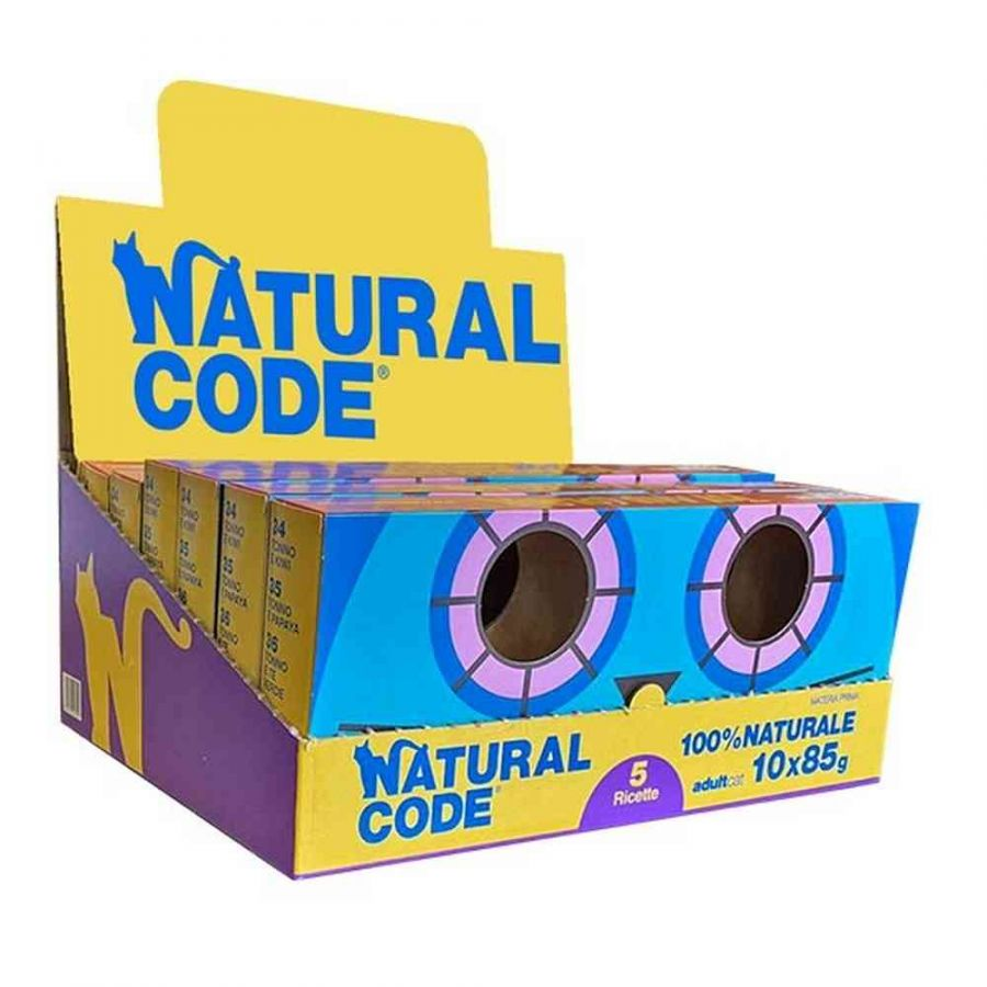 Multipack Limited Edition Natural Code: 10 x 85 gr