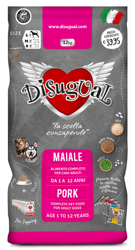 Image of Disugual Adult Maiale 12 kg 9021496
