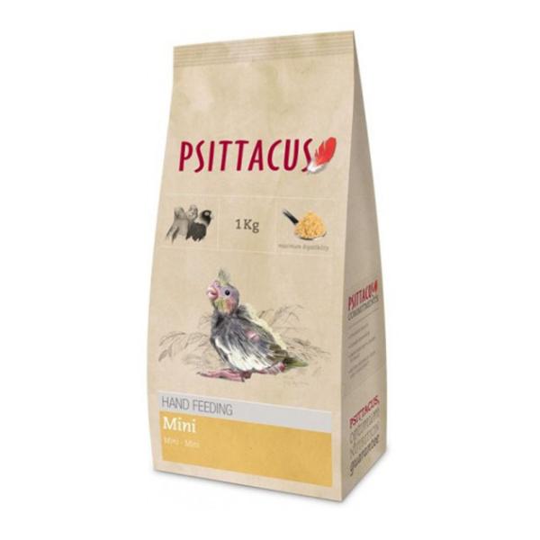 Image of Psittacus Pappa Hand Feeding Mini : 350 gr - Tg 20