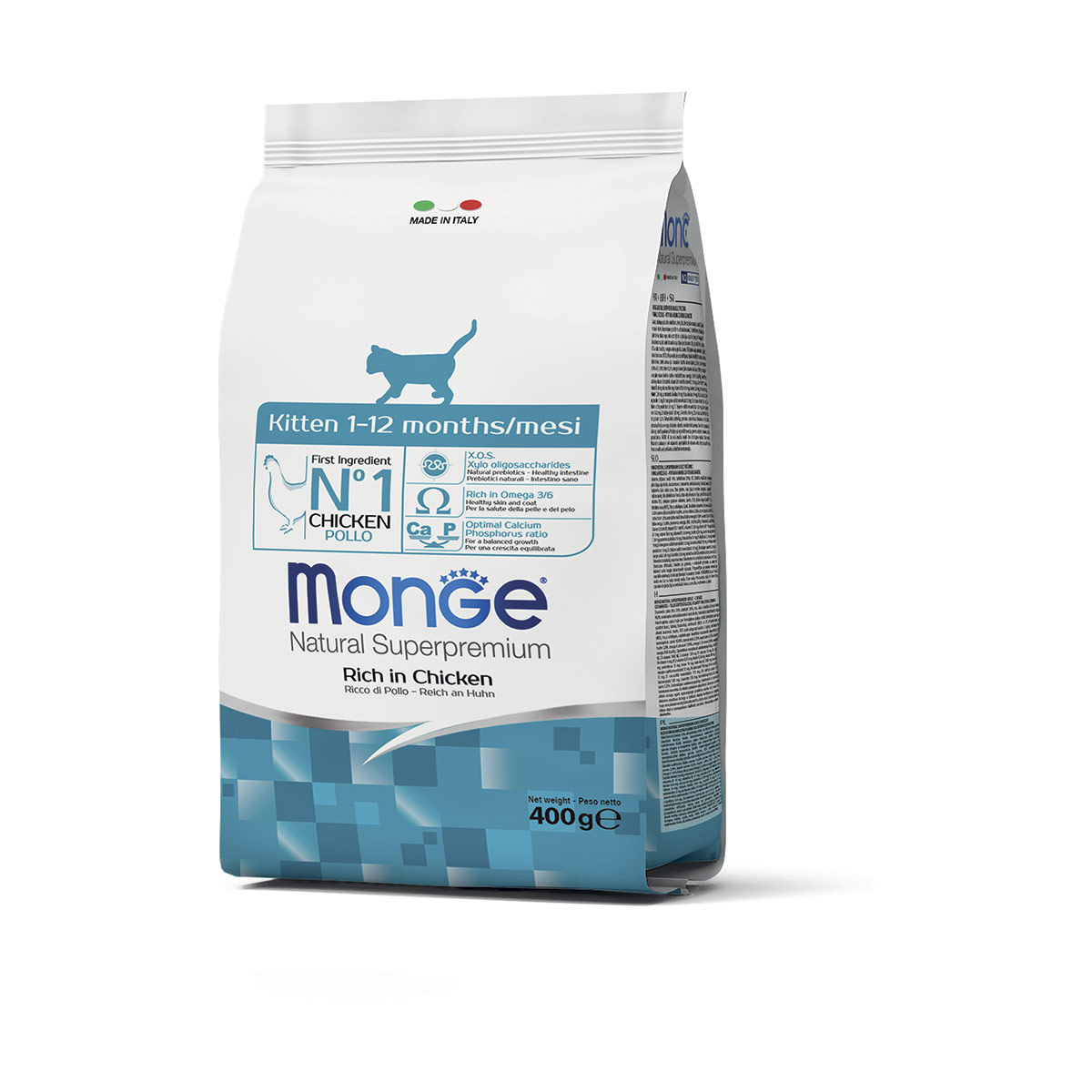 Image of Monge Superpremium Kitten: 1,5 kg