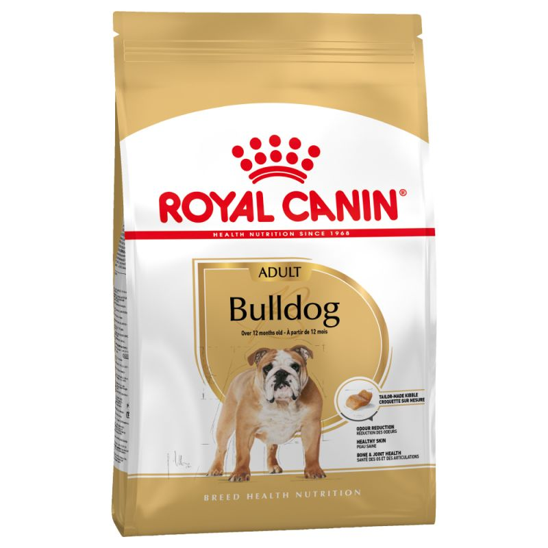 Image of Royal Canin Bulldog Inglese Adult: 3 kg