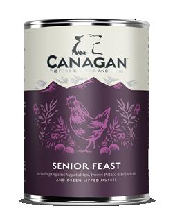 Image of Canagan 400 gr Senior Feast 9007184