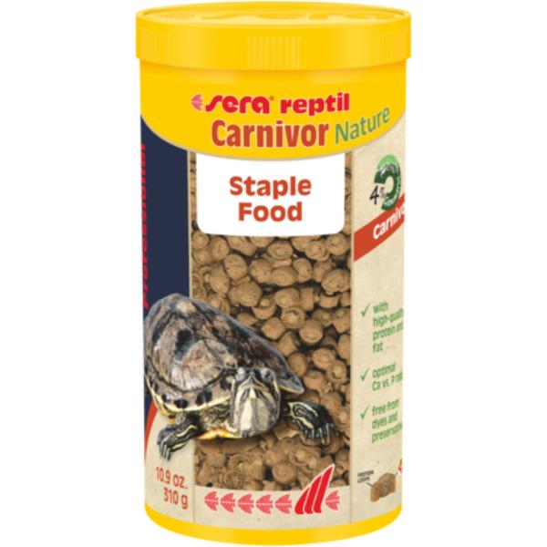 Image of Sera Reptil Professional Carnivor: 250 ml