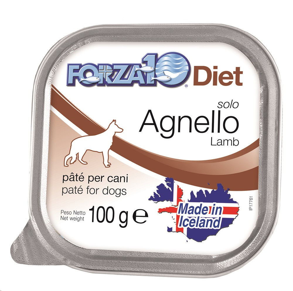Image of Forza10 Diet Solo 100 gr: Cervo