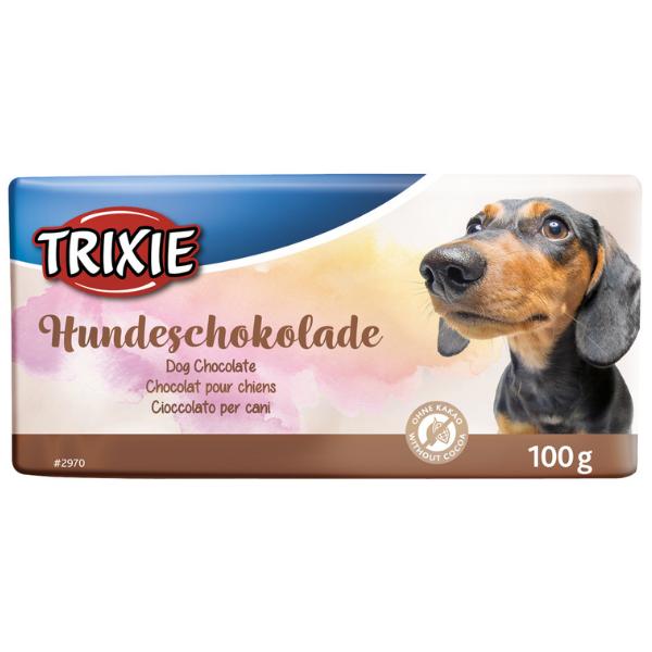 Image of Trixie Schoko Cioccolata per cani: 100 gr