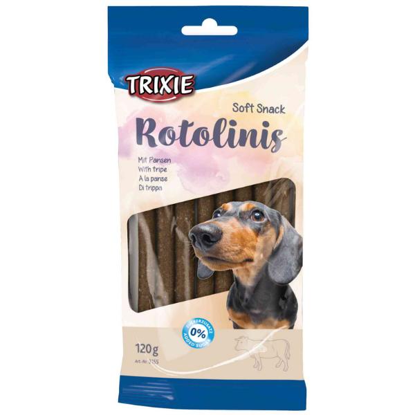 Image of Trixie Rotolini Snack 120gr: Trippa