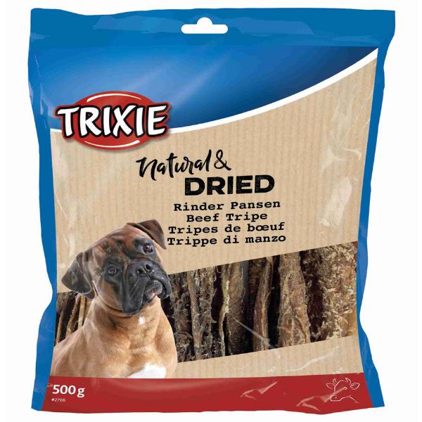 Trixie Trippa di Manzo essiccato: 500 gr