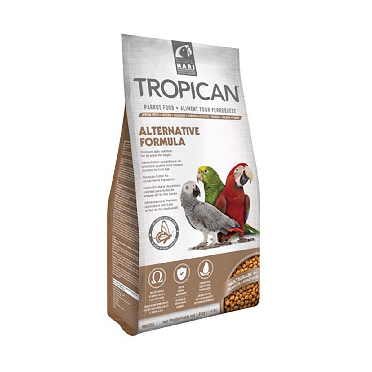 Image of Hari Tropican Alternative Formula : Granuli - 1,8 kg