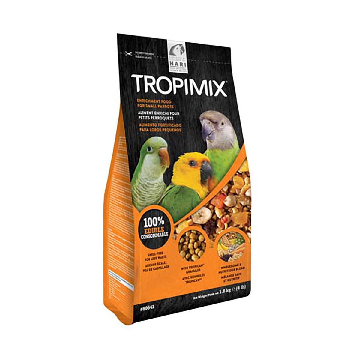 Image of Hari Tropimix per Pappagalli Piccoli : 1,8 kg